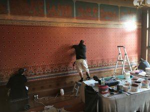 Alexander Greek Thomson Painters decorators Ayrshire Glasgow